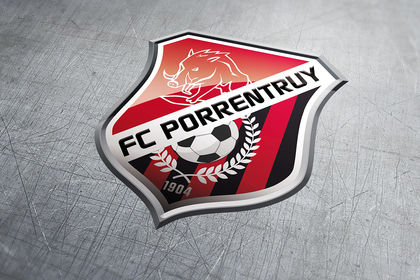 Blason club de foot FC PORRENTRUY