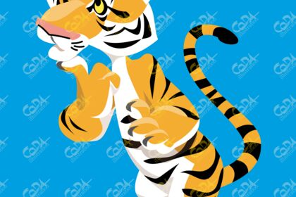 Le tigre du platane