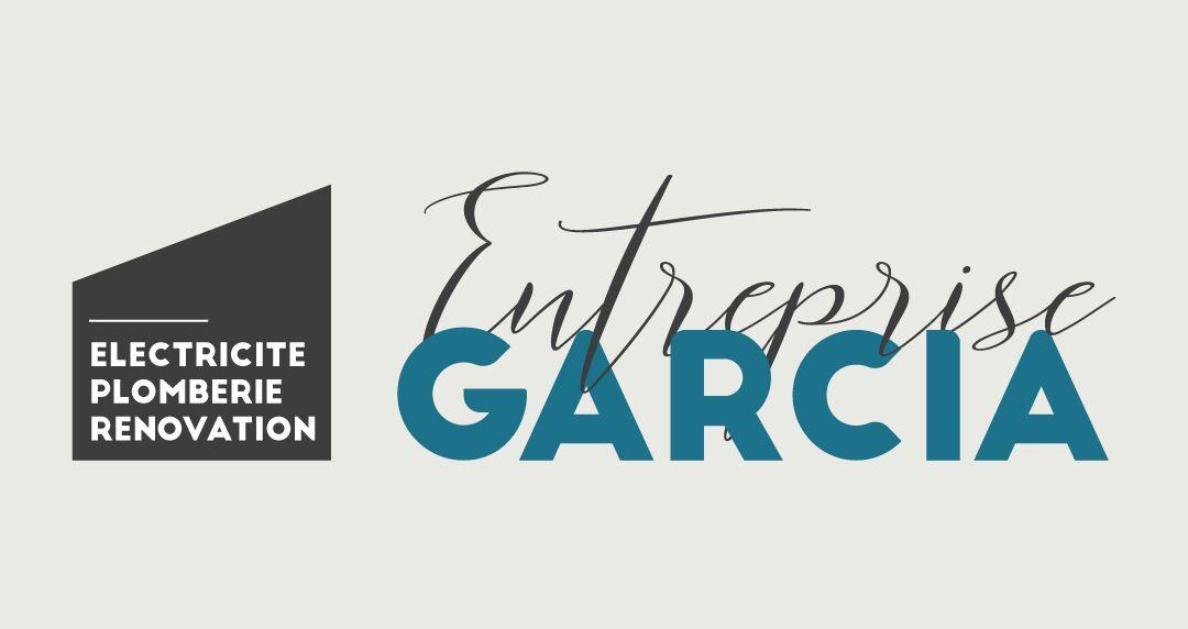 Logotype Entreprise Garcia