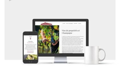Webdesign Carolle Fourrier