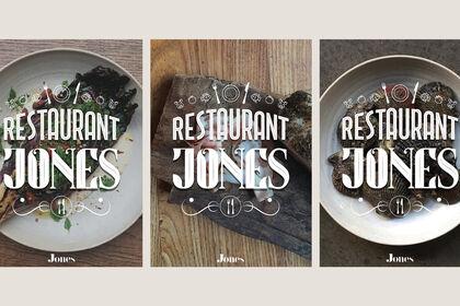 Affiches Restaurant Jones