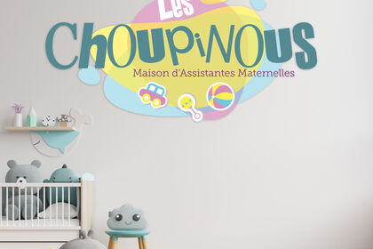 Logo les Choupinous