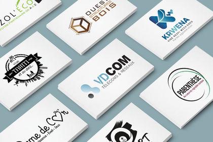 Conception et réalisation Logos divers