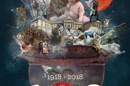 Anniversaire des 100 ans de l'armistice