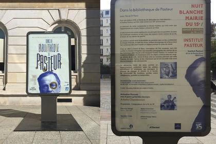 Institut Pasteur / Mairie du 15e