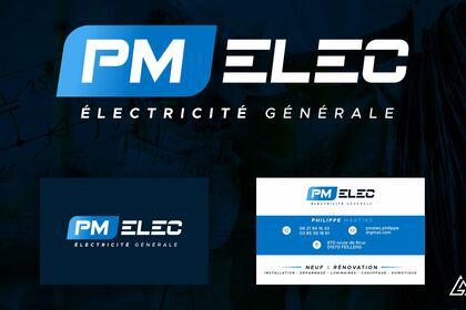 Identité visuelle - PM ELEC