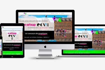 Web : Bordeaux web art