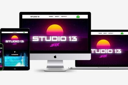 Web : Studio 13