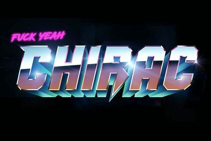 Fuck yeah Chirac