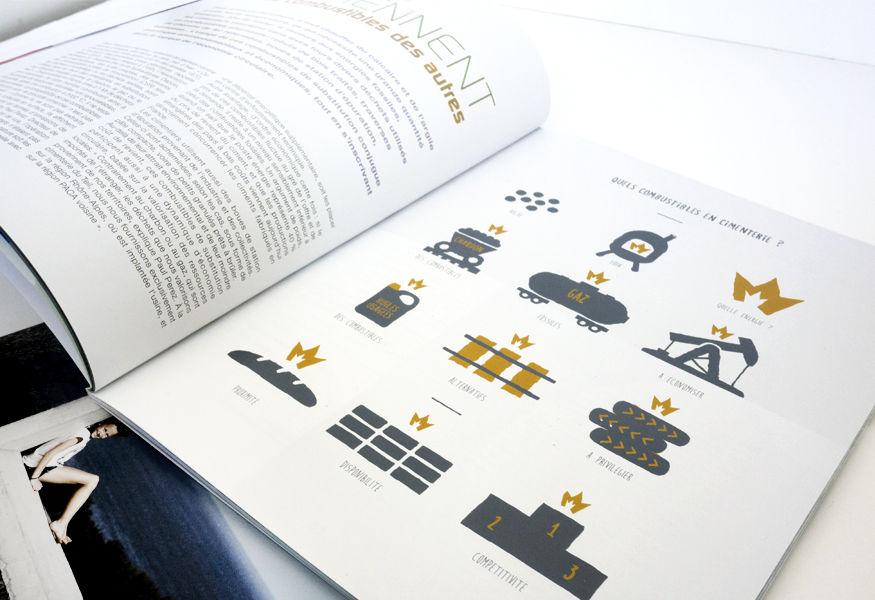 Illustration article architecture
