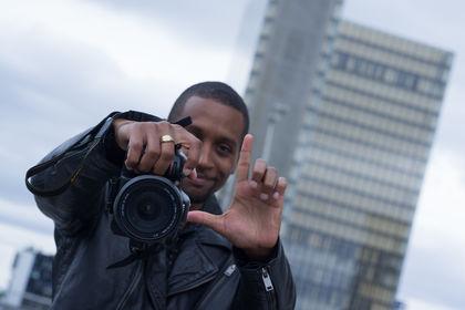 Photo d'un photographe
