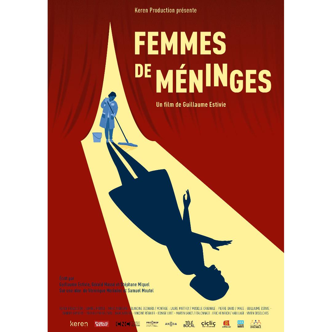 Affiche pour Femmes de Méninges