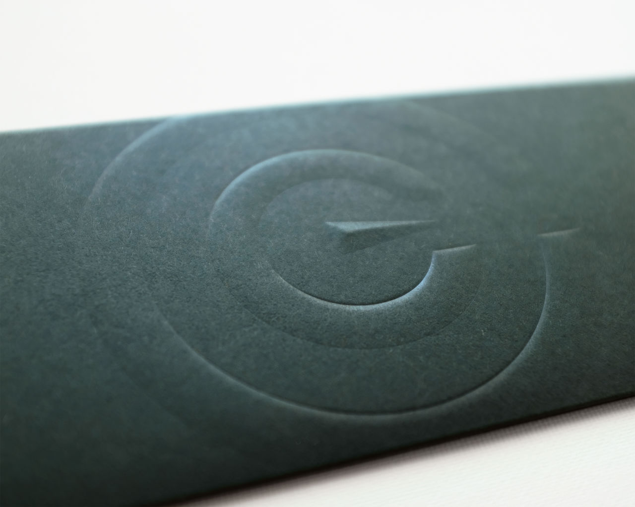 Carton d'invitation pour Carmignac
