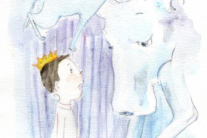 Le garçon et le loup