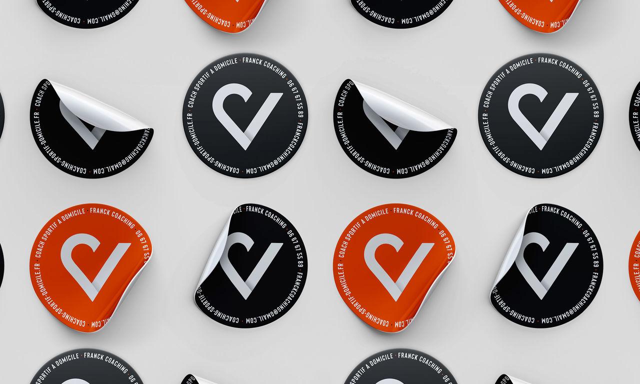Franck Coaching Stickers