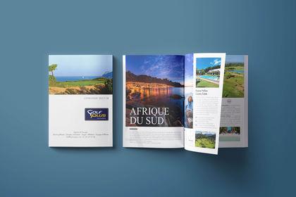 Catalogue Golf Plus Voyages