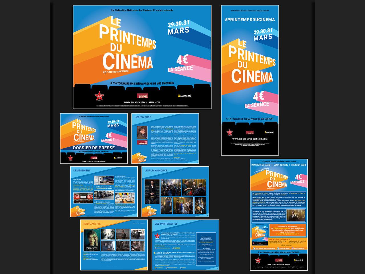 Printemps du Cinéma 2020