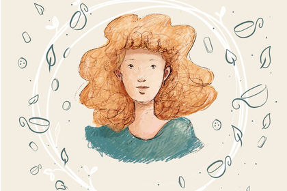 Illustration femme