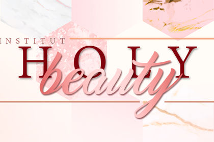 "Logo ""Institut Holy Beauty"""