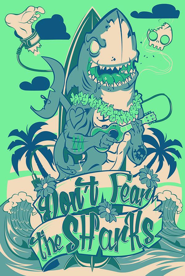 Don't fear the shark