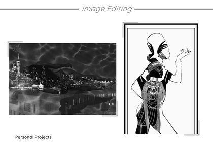 Montage d'Images