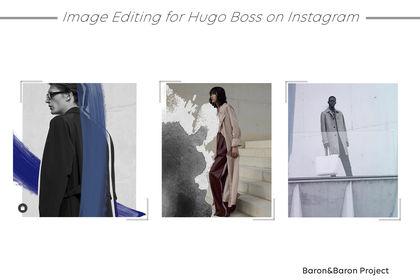 Hugo Boss Instagram