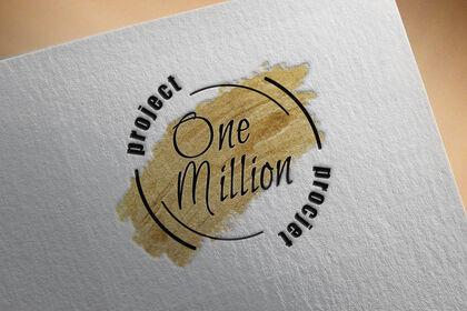 Logo one million projecr
