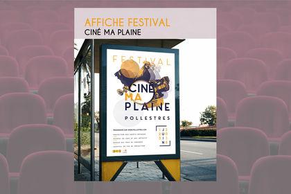 Affiche Festival de cinéma