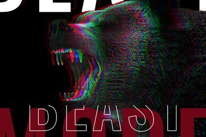 "Poster ""Beast Mode"""