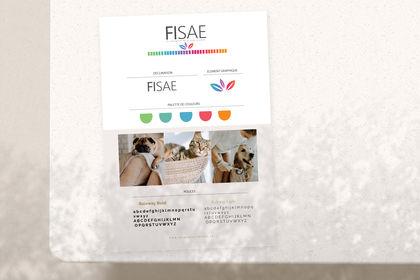 Identité visuelle Fisae