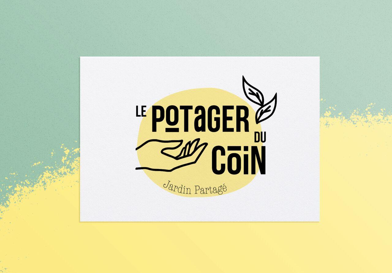 Le potager du coin - jardin partagé