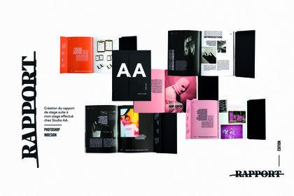 Rapport de stage ( Studio AA )
