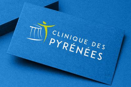 Logo, Clinique des Pyrénées