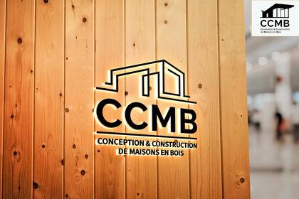 Redesign d'un logo pour constructeur maison bois