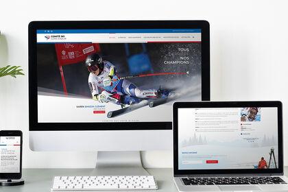 Refonte site web et maintenance