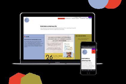 Ecrituresetspiritualites.fr