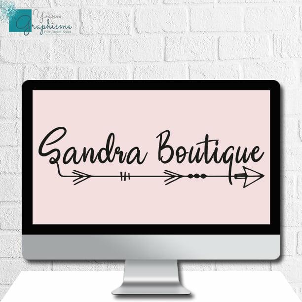 Logo Sandra Boutique