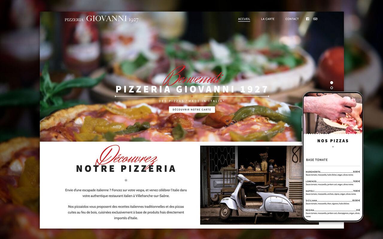 Pizzeria Giovanni 1927