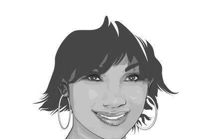 Smile-woman