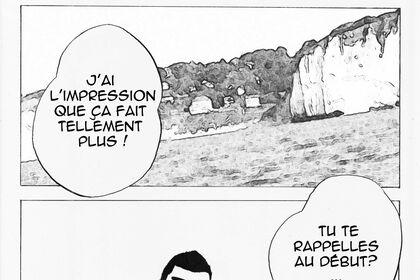 Manga pour une demande en mariage( micro-budget !)