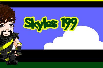 Skylos chibi + pokémon