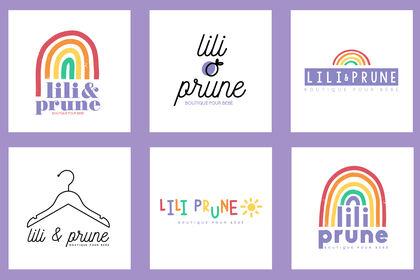 Logos pour une boutique de vêtements