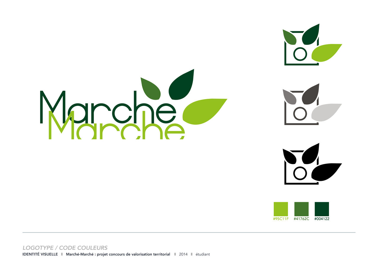 Logo Marché-Marché