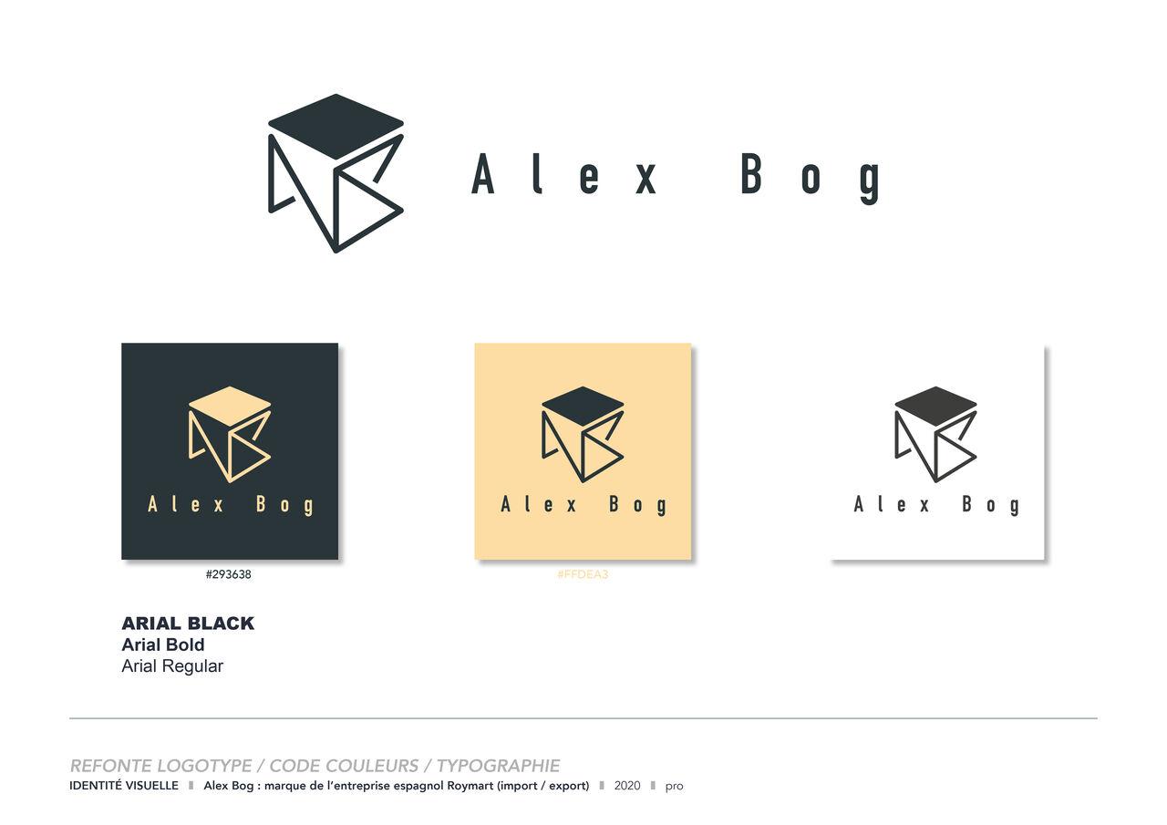 Logo Alex Bog