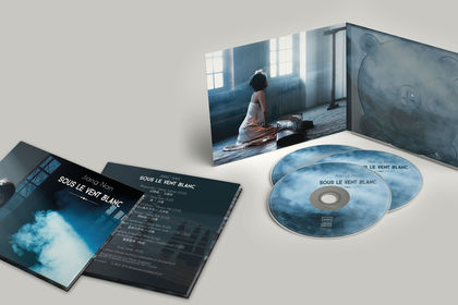 Pochette CD Digipack 2 volets