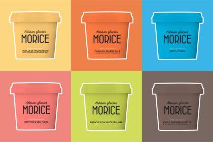 Glacerie Morice pots