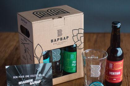Packaging des packs BAPBAP