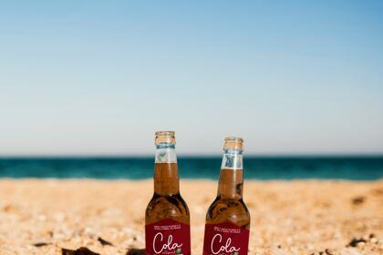 Étiquette Cola artisanal bio