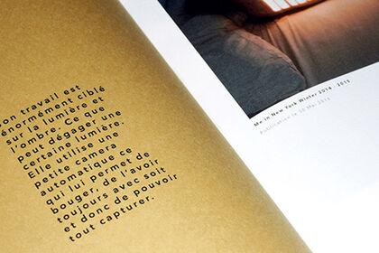 Lina Scheynius - Edition Photo