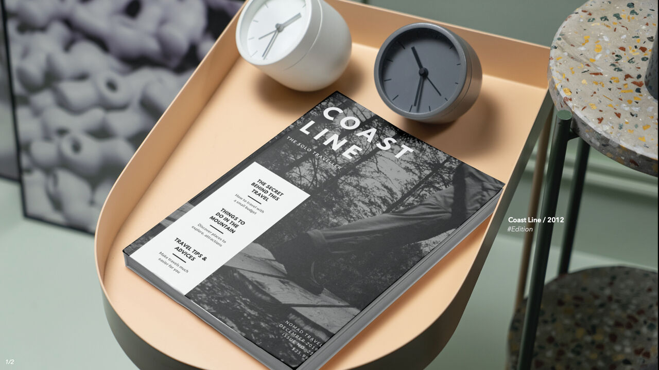 Coast Line Magazine